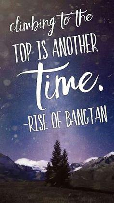 BTS || RISE OF BANGTAN || LYRICS || WALLPAPER