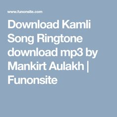 Top Tucker Ringtone Download | Funonsite | funonsite