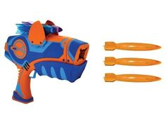 Swimways Toypedo Blast by Swimways. $12.84. From the Manufacturer                Cool blaster launches Toypdeo Bandits up to 30 feet under water.  Shoots any style of Toypedo Bandits.  Safety mechanism ensures Toypdeo Blast only launches underwater.  Includes three Toypedo Bandits.  Toypedo Bandit refills available.  Bring fun to your pool!                                    Product Description                12287 Features: -Shoots toypedo bandits. -Glides up to 30 fe...