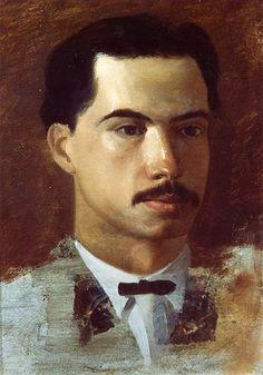 José María Velasco - El escultor Felipe Sojo.