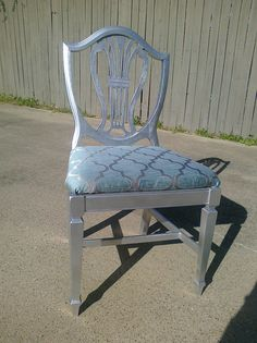 Vintage dining or occasional chair