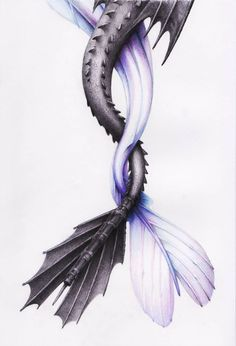 HTTYD tell us a tale by Grawuar Drachen Httyd Dragons, Dreamworks Dragons, Cute Dragons, How To Train Dragon, How To Train Your, Night Fury Dragon, Dragon Sketch, Cute Disney Drawings, Mythical Creatures Art