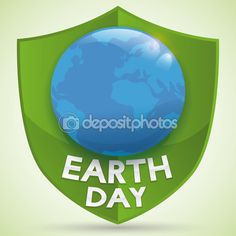 World being Protected in Earth Day Celebration