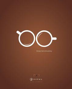 #zienrs #brillen #glasses #optic #opticien #kijken #zien OZEAL Glasses: Nice & Simple