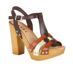 631018b207cb Ravel Berwick Sandals Tan Leather