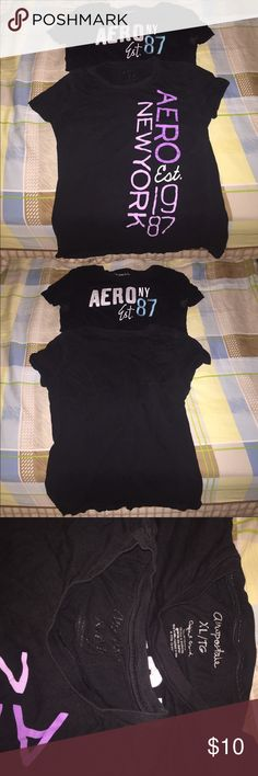 Aeropostale tees set of 4 Set of 4 shirts sold together. All from Aeropostale. Aeropostale Tops Tees - Short Sleeve