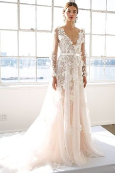 Your Guide to 2017's Biggest Wedding Dress Trends
