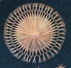 Wonderful strawcraft on display at the Strawcraft Museum in Norfolk