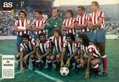 ATLÉTICO DE MADRID-1976-77