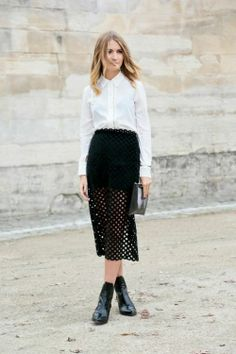 How To Style Black In The Summer – Style Context
