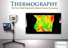 Thermography is a high technology tool that specifically measures inflammation in the body. This test is particularly good for assessing active areas of cancer cell formation. It is more effective and is significantly less invasive than...