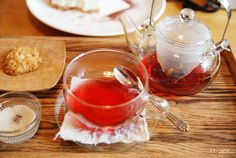 사루비아다방 / 분홍반지 차