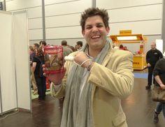CEO des Vielflieger Verlages. Felix Busse