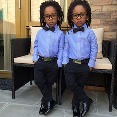 Adorable Twin Brothers Are The Most Fashionable People On Instagram