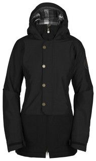 Bonfire Wildfire Parka - Black/Black - SNOW JACKETS - Fakieshop.com - Online shop for Snowboard, Shoes and Clothing