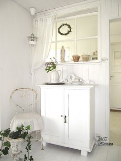 Beautiful whites from this blog.