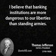 Banksters are criminals
