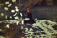 The book of lost memories by Maja Topčagić on Dark Photography, Fashion Photography, Amazing Photography, Oleg Oprisco, Camera Techniques, Arizona Muse, Dream Pictures, Memories Photography, Pre Raphaelite