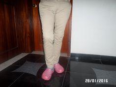 62b3537110 Estrechar la pierna a un pantalón de vestir