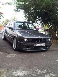 BMW - E30 325I - foto 6 Bmw E30 Coupe, Bmw E30 M3, 325i E30, Bmw Old, Mustang Wheels, Vossen Wheels, Motorcycle Wheels, Bmw Series, Bmw Classic
