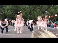 Şehit Cesur I.O muhteşem 1.sınıf 23 Nisan gösterisi - YouTube