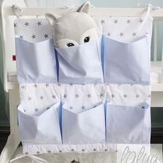Organizery znajdziecie na www.laluu.pl<3  A materiały możecie dobrać z KATALOGU TKANIN!  #wyprawka #instagood #babyroom #babydecor #instababy #cottonblanket l #sweetbaby #rodzew #rodzew2017 #rodzew2018 #bedding #babybed #łóżeczko #clouds #chmurki #gwiazdki #scandi #scandinaviandesign #babydesign #organizer #łóżeczko