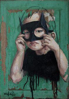 396e4c185c Ernest Zacharevic Γκράφιτι Του Δρόμου