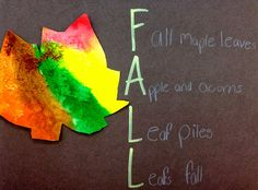 Fall Poetry in Art