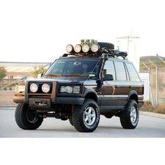 """See you soon #rangerover #rangeroverclassic #p38 #petrol #suv #offroad #4x4 #top #fun #mud #car #landrover #range #land #instacar #car #petrolhead #special"""