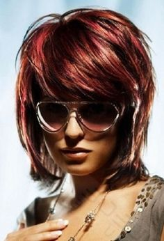 summer hair colors for redheads - Google Search