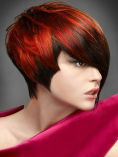 Awesome cut and color