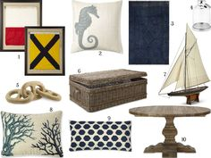 WSh <3 that CHIC COASTAL LIVING is loving our new collection. Thanks for the great boards!