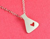 Cute Love Potion Necklace