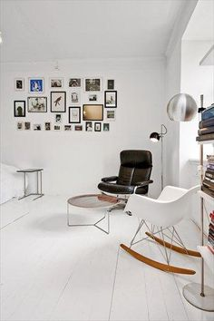 Quiero Una Eames Rocking Chair RAR
