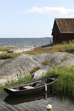 Svartlöga,Sweden