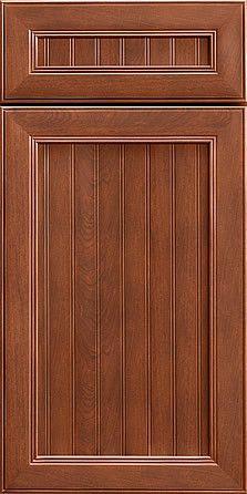 Merillat Masterpiece Cabinetry-Marsett Cherry Cinnamon from waybuild Main Door, Chocolate Cherry, Tall Cabinet Storage, Cabinets, Doors, Cinnamon, Furniture, Home Decor, Armoires