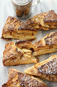 Apple Pie Scone