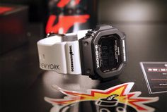 I used to collect these like it was my job. this is a nice collab. Casio G-Shock x The Hundreds GW-5610