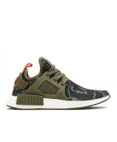 f470419c95974 Chaussure Adidas NMD XR1 Olive Vert