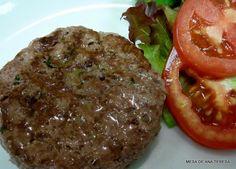 hamburguer salada