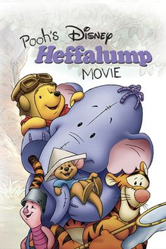 Winnie Pooh y el pequeño efelante | Película Completa Online