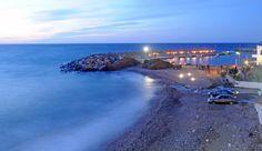 Karavostamo marina, Ikaria island, Greece