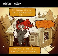 Shipping names illustrated...Black Widow and Winter Soldier.