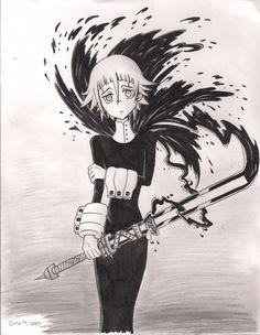 Crona ~ Soul Eater