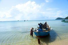 Phu Quoc Island #salindaresort #salindapremium #salinda #phuquoc #vietnam #island #amazing #leisure #holiday #vacation #fishingboats