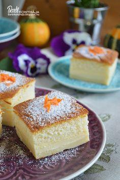 Nem is kellett olyan sokat várni, itt van amit ígértem. :) Ez a vaníliakrémes sütemény nem hiába kapta tőlem ezt a nevet. Ugyanis a krém a...