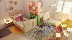 Shared-childrens-room-divider-idea.jpeg 1.489×835 pixels