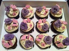 Butterfly Cupcakes Butterfly Cupcakes, Mini Cupcakes, Desserts, Food, Tailgate Desserts, Meal, Deserts, Essen, Dessert