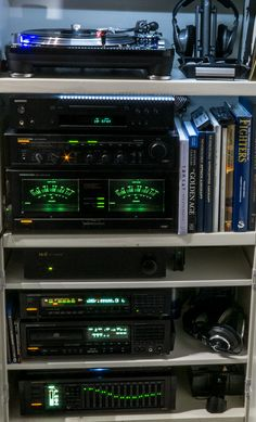 High End Audio Equipment For Sale Hifi Stereo, Hifi Audio, Hi Fi System, Audio System, Equipment For Sale, Audio Equipment, Radios, Audio Rack, Record Players