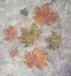 Fall Leaves, Laser Cut, Set of 7